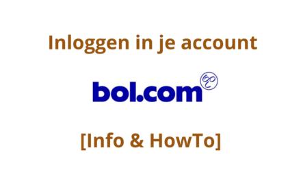 Bol.com Inloggen: Mijn Account & Bestellingen [Zo Lukt Het]