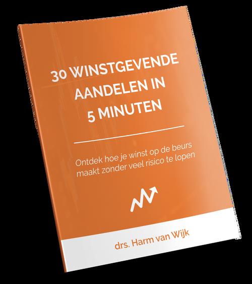 gratis boek over beleggen in aandelen