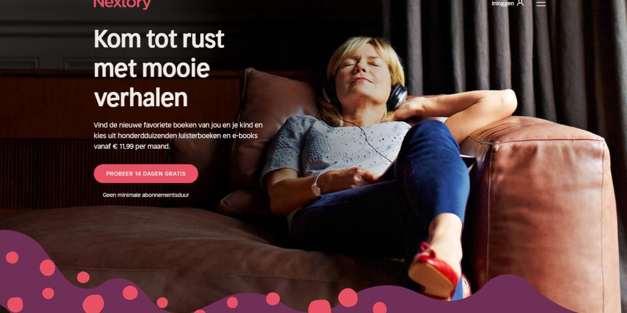 Nextory Nederland Ervaringen: Betrouwbaar? [Review 2021]